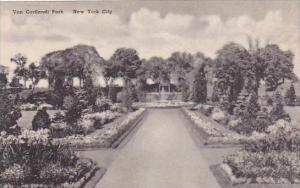 New York New York City Van Cortlandt Park Albertype
