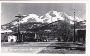 RP: Main Street , MT SHASTA CITY , California , 30-40s ; J.H.EASTMAN #B-1358