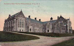 Recitation Hall Emma Willard School Troy New York 1912