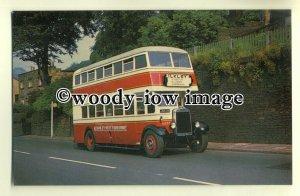 tm5517 - Keighley - West Yorkshire Bus no K451 - postcard