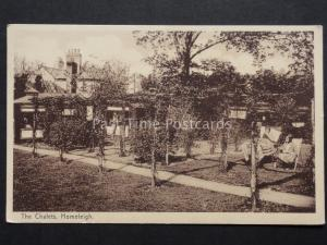 Cambridge? The Chalets HOMELEIGH seems to be Convalescence home - Old Postcard
