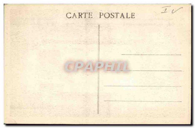 Postcard Old St Malo La Porte des Champs Vauvert and Fort Petit Be
