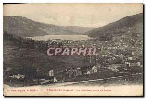 Old Postcard Gerardmer (Vosges) General view taken of Costet