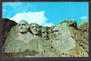 Mount Rushmore,SD