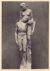 RP, Nude Man & Woman Sculpture, Letzter Flug, Haus Der Deutschen Kunst, Munch...