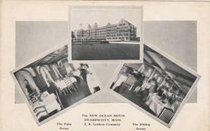 The New Ocean House , SWAMPSCOTT , Massachusetts , 1910s