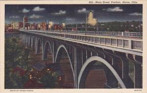 Main Street Viaduct Akron Ohio