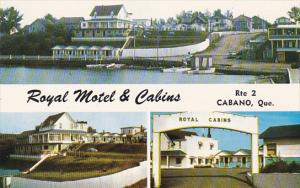 Canada Quebec Cabano Royal Motel & Cabins