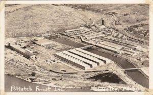 RP: LEWISTON , Idaho , 1940s-50s ; Potlach Forest Inc.
