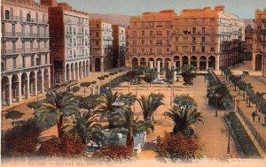 Square Nelson Alger Algeria Unused