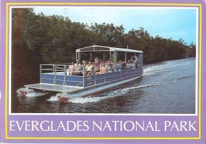 Old Vintage Postcards Pontoon Boat # 1502A