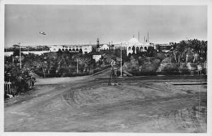 Eritrea Massaua Giardini del Palazzo del Governo, Palace Garden Airplane