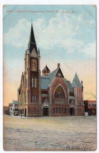 East Boston, Mass, Maverick Congregational Church