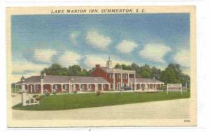 Lake Marion Inn, Summerton, South Carolina,30-40s