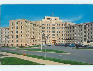 Unused Pre-1980 HOSPITAL SCENE Saskatoon SASKATCHEWAN J8880