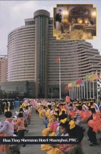 Hua Ting Sheraton Hotel , SHANGHAI , China , 70-90s