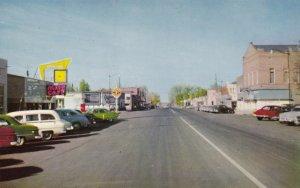 Washington Wilbur Street Scene sk5385