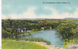 Pennsylvania Carlisle Conodoguinet Creek Curteich