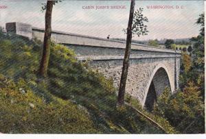 WASHINGTON , D.C. 1908 ; Cabin John's Bridge