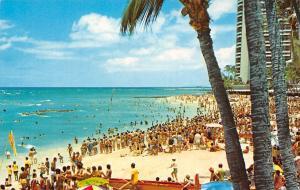 USA Holiday Fun in Hawaii Outrigger Canoe Racing