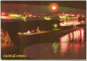 Portugal, Albufeira, Algarve, used Postcard