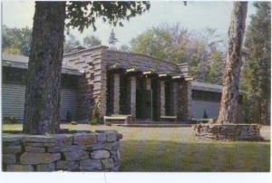 Nature Museum in Algonquin Park, Ontario, Canada, Chrome
