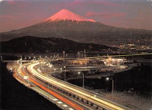 Tomei Highway - Mount Fuji, Japan