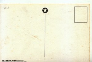 Music Postcard - REM (R.E.M) - Out of Time - Ref 20312A