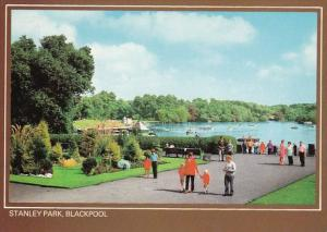 England Blackpool Stanley Park
