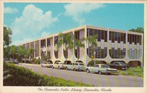 Florida Clearwater Public Library