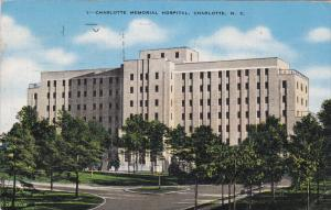 Charlotte Memorial Hospital, CHARLOTTE, North Carolina, PU-1944