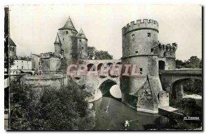 Old Postcard Metz Mosette La Porte des Allemands