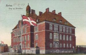 Fing Og Arresthus, Aarhus, Denmark, PU-1908