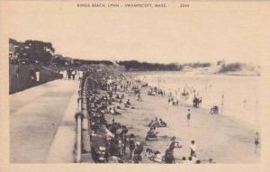 Massachusetts Swampscott Kings Beach Lynn