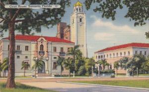 Florida Sarasota County Court House