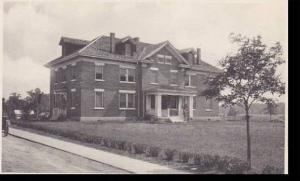 Arkansas Russellville Girls Dormitory Agricultural College Albertype