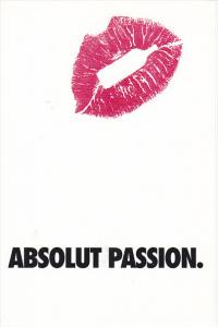 Advertising Absolut Passion Absolut Country Of Sweden Vodka