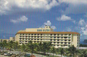 The Hilton Hotel Guam