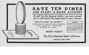 First National Bank of Roscoe New York