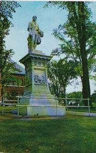 Vermont Barre Statue Of Robert Burns