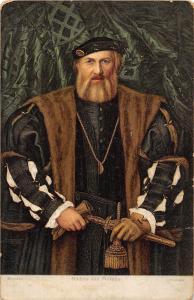 Dresden, Bildnis des Morette, Holbein Portrait Charles de Solier, Lord Morette