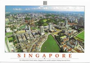 Singapore Beautiful Independent Island Nation. Mint