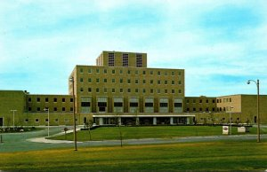 Missouri Columbia Veteran Adminsitration Hospital