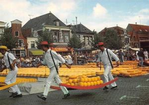 Netherlands Alkmaar Holland, Kaasmarkt Kasemarkt Cheesemarket