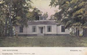 Exterior, Sam Slick's Home, Windsor, N.S., Canada, 00-10s