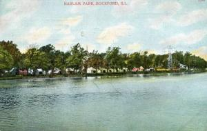 IL - Rockford. Harlam Park
