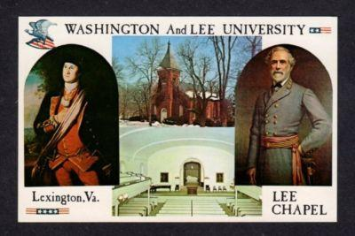 VA Washington & Lee University LEXINGTON VIRGINIA PC