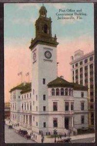 FL Jacksonville Post Office & Federal Bldg 1914