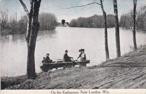 Wisconsin New London Boating On The Ambarass
