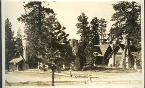 pc13669 postcard Bryce Canyon National Park RPPC MOBSC